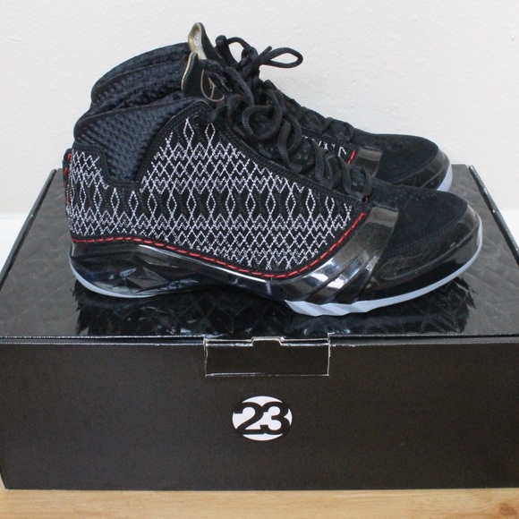 new product 8b3bf da900 Air Jordan XX3 - Black Grey Red (Size 10.5)